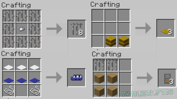 A Fistful Of Hay [1.12.2]