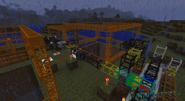 Industrial assembly - Индустриализация в Minecraft  [Сборка] [1.12.2] [Оптимизация]