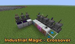 Industrial Magic - Crossover (Electro-Magic Tools) - аддон IC2 и таумкрафт [1.12.2] [1.7.10]