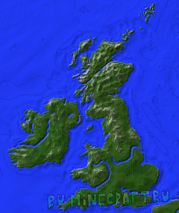 Europe By Green0live [1.12.2]