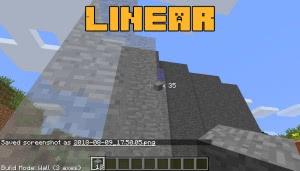 Linear - более быстрое строительство [1.12.2]