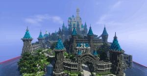 DIsney Castle [1.13] [1.12.2]