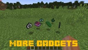 More Gadgets [1.12.2] [1.12.1]