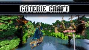 Coterie Craft Frontier - приятные текстуры [1.16.2] [1.15.2] [16x] [32x]