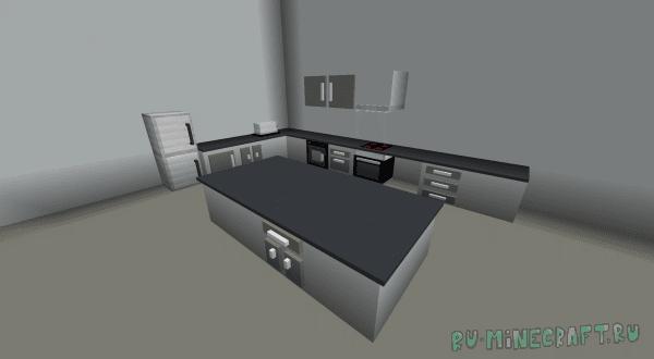 MCDecorations - кухонные шкафы, декор [1.12.2]