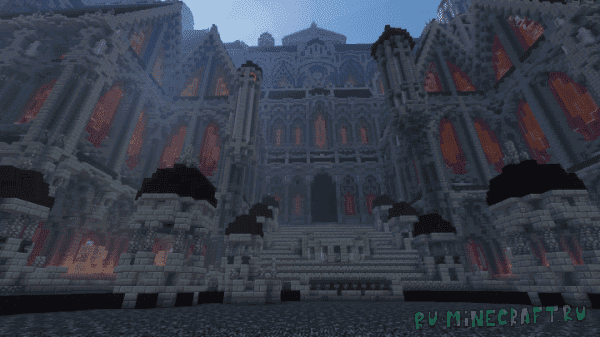 Nether PVP Arena [1.13.1] [1.13] [1.12.2]