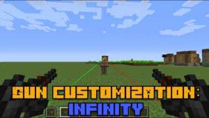 GunCus - Gun Customization Infinity - Новые оружия [1.12.2] [1.7.10] [1.5.2]