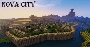 The World of Agea - большая карта с городами, крепостями, дорогами [1.13.1] [1.12.2]