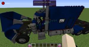 MTS Heavy Industrial contentpack - грузовики, фуры [1.12.2] [1.11.2] [1.10.2]