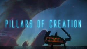 Pillars of Creation - фантастическое небо [1.13.1] [1.12.2] [1.11.2] [512x]