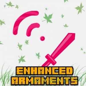 Enhanced Armaments - способности у оружия [1.12.2]
