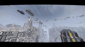 Coruscant - Galactic City - город будущего [1.13.2] [1.12.2]