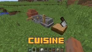 Cuisine - новая система приготовления еды [1.12.2]