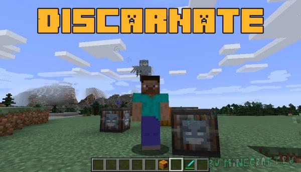 Discarnate - управляемый дух [1.12.2]