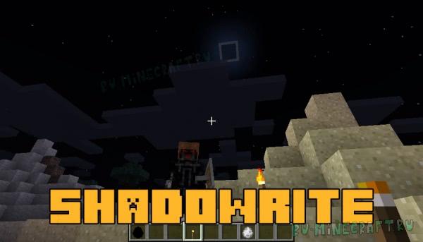 Shadowrite - новые монстры-тени [1.12.2]