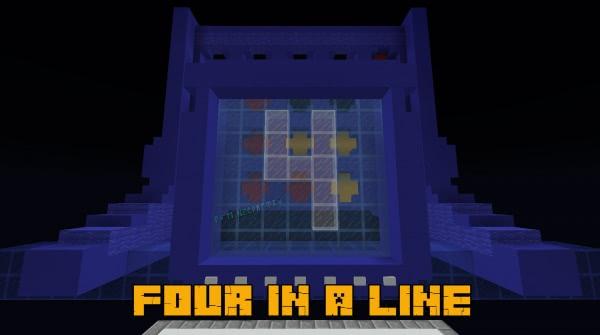 FOUR IN A LINE - Четыре в линию [1.13.1]