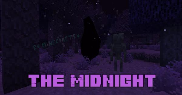The Midnight - мрачное ночное измерение [1.16.5] [1.15.2] [1.14.4] [1.12.2]