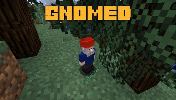 Gnomed - гном [1.12.2]