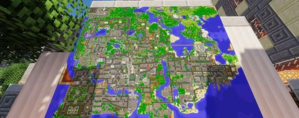 Карта Bershire - отличный город [1.12.2]