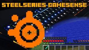 Steelseries Gamesense - подсветка геймерских предметов [1.12.2] [1.11.2] [1.10.2] [1.8.9]