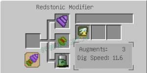 Redstonic - меч и бур на RF энергии [1.12.2] [1.10.2] [1.7.10]