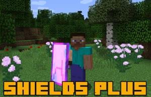 Shields Plus - новые щиты [1.13]