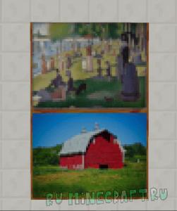 Perfect Painting - новые картины [1.14.4] [1.13.2] [16x16]
