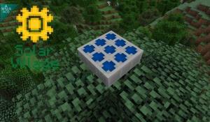 Solar Village - простые солнечные панели для Тесла [1.12.2]