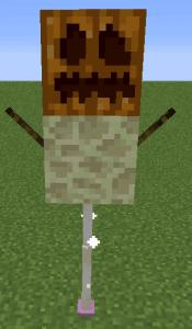 Scarecrows - защита места от мобов [1.16.5] [1.15.2] [1.14.4] [1.12.2]