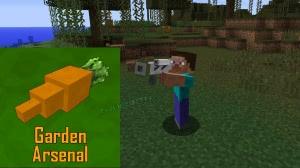MT: Garden Arsenal - овощное оружие [1.12.2]