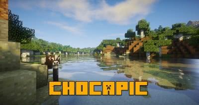 Chocapic V6 - красивый шейдер! [1.13.2] [1.12.2] [1.7.10] [all version]