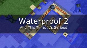 Waterproof 2 - прокладываем редстоун под водой [1.12.2]