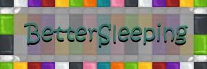 BetterSleeping - улучшенный сон на серверах [1.13] [1.12]