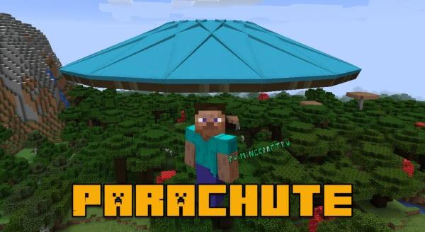 Parachute - датапак на парашют [1.13.2]