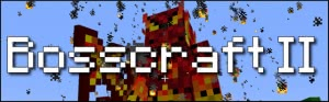 BossCraft 2 - Новые боссы, монстры, а так же магия! [1.6.4]