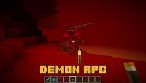 Demon RPG - демоническое измерение [1.12.2]