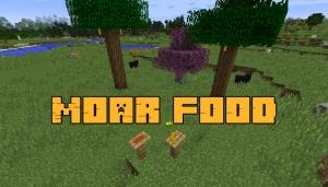 MoarFood - больше еды [1.12.2] [1.12.1]