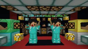 Карта The 100 levels - 100 испытаний [1.13.2]