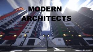 Modern Architect - архитектурный ресурспак [1.15.1] [1.14.4] [1.13.2] [128x128]