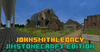JohnSmithLegacy JimStoneCraft Edition - отличные текстуры [1.14] [1.13.2] [1.12.2] [1.10.2-1.7.10] [32x]