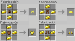 Girl Armor Mod - броня для девочек [1.12.2] [1.11.2] [1.10.2]