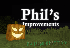 Phil's Default Improvements [1.14.4] [1.13.2] [16x16]