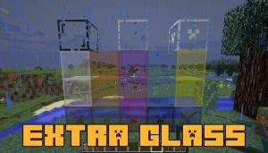 Extra Glass - больше видов стекла [1.12.2]