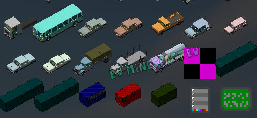 FVP - Fexcraft Vehicle Pack [1.12.2]