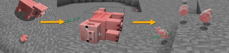 SlaughterCraft Mod - реалистичная разделка животных [1.12.2]
