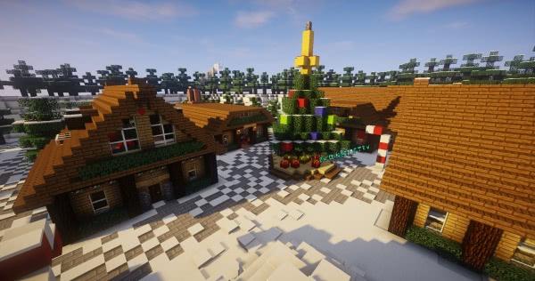 Santa's Christmas Village - деревня Cанты на северном полюсе [1.12.2]