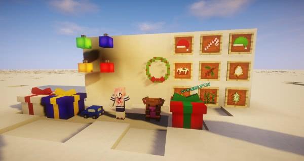 The Best Christmas - украшения нового года и рождества [1.12.2]