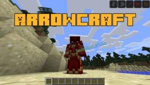 ArrowCraft - костюмы Стрелы [1.12.2]