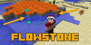 Flowstone - генератор руды [1.12.2]