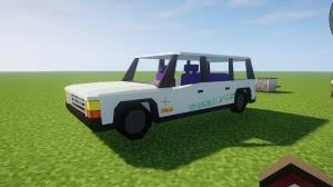 Fex's Vehicle and Transportation Mod - мод на реалистичные машины [1.12.2]